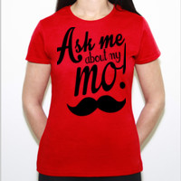 Ask me about my mo